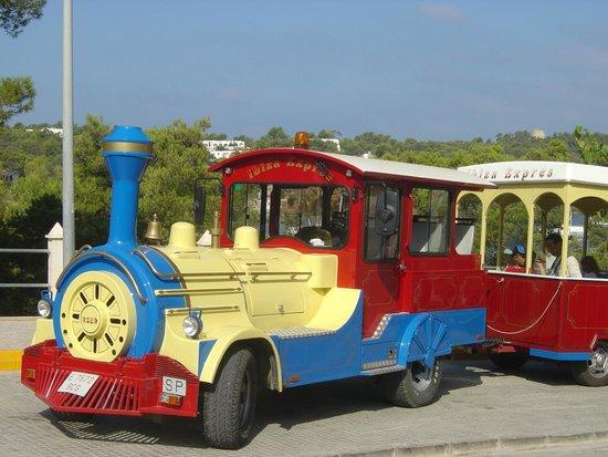 Ibiza Express Santa Eularia: Bienvenidos al Tren Turístico Ibiza Express, una forma original y divertida de conocer la isla