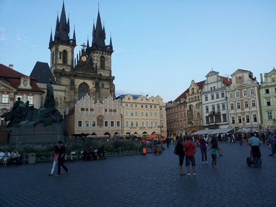 Old Town Square: Summer 2014
