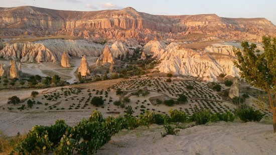 Oz Cappadocia: View of the valley
