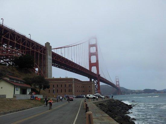 Dylan's Tours: Golden Gate Bridge