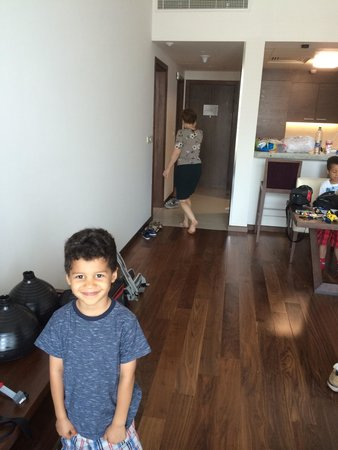 Hyatt Place Dubai / Al Rigga : My 5 year old loved it