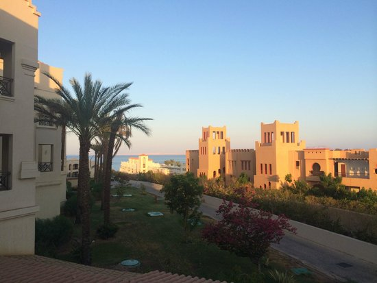 Cleopatra Luxury Resort Sharm El Sheikh: Vista dalla camera 1045