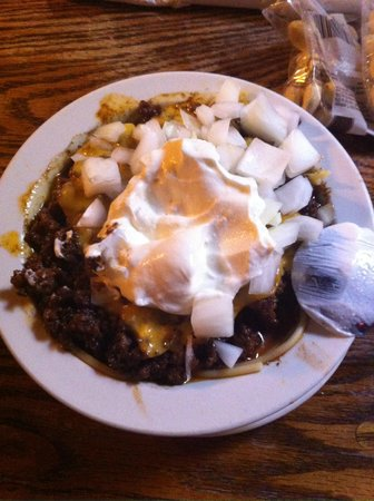 Bayside Tavern: Best DANG chili