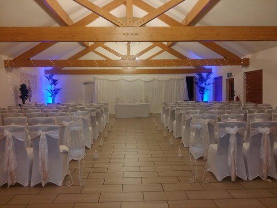 Draycote Hotel: Ceremony Room