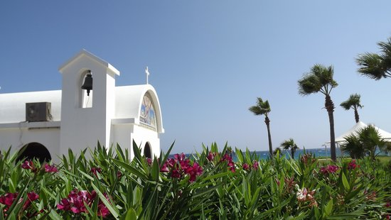 Adams Beach Hotel : Chapel in grounds