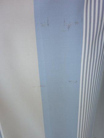 Cala Marsal: schifosa tenda del balcone 2