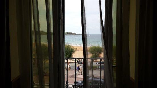 Silken Rio Hotel: vista al mar
