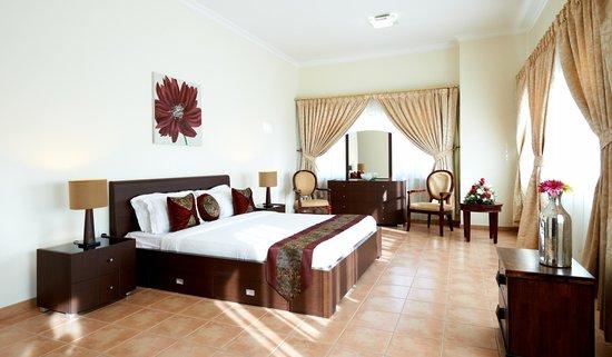 Al Safa Royal Suites Luxury Apartment Hotel: Family Suite