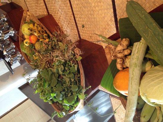Barberyn Reef Ayurveda Resort: food