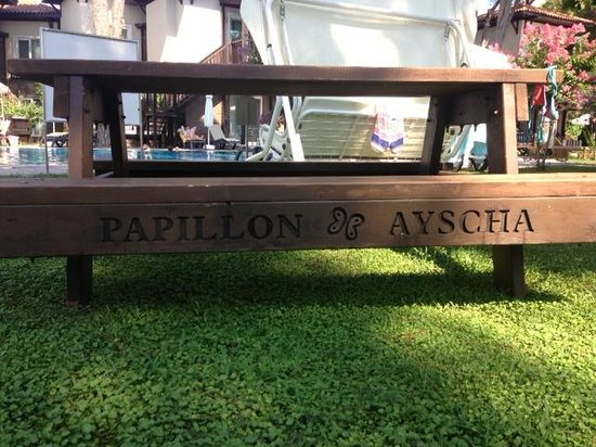 Papillon Ayscha Hotel Resort & Spa : papillon ayscha