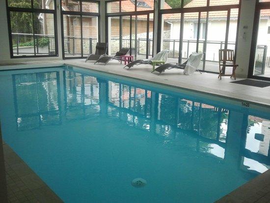 Résid'Spa - Loire & Sèvre : piscine