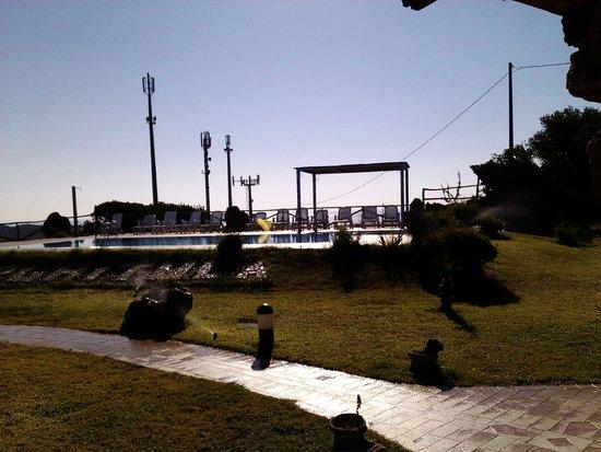 Agriturismo Irghitula: piscina