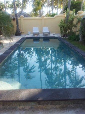 Kura Kura Resort : villa con piscina privada