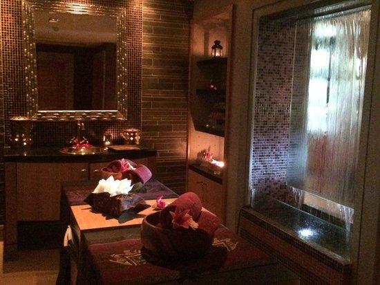 Grosvenor Pulford Hotel & Spa: Gorgeous spa