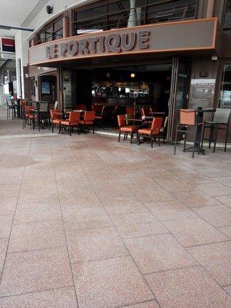 Le Portique