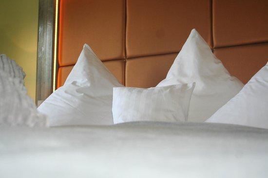 Hotel La Terrazza: Wohl fühl Bett