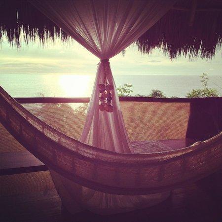 Haramara Retreat: View from cabana