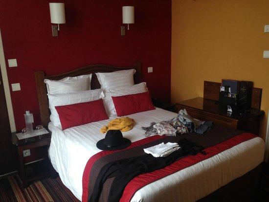 BEST WESTERN Trianon Rive Gauche Hotel: Room