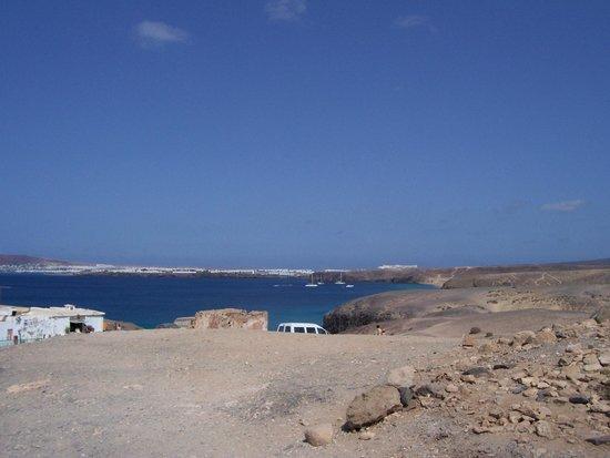 Playa de Papagayo: playa papagayo