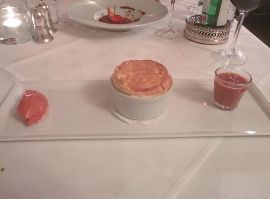 Dunbrody Country House Hotel: Souffle