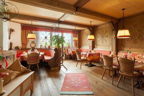 Hotel Nesselwanger Hof: Bauernstube