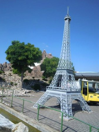 Italy in Miniature : parco