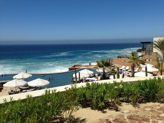 The Resort at Pedregal: Balcony view