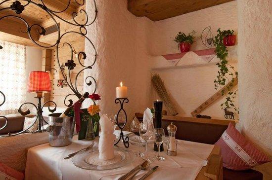 Hotel Nesselwanger Hof: Candle-Light-Dinner