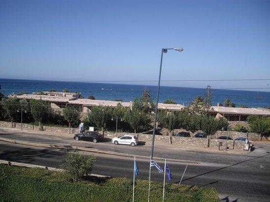 Hotel Villa Anna : view of the sea