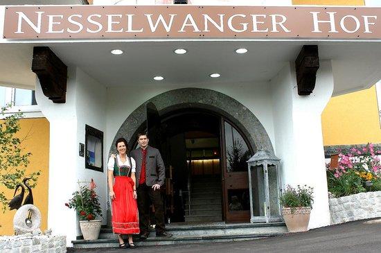 Hotel Nesselwanger Hof: Familie Stöckle