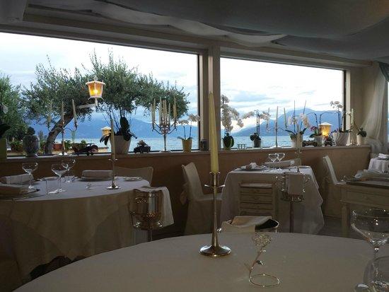 La Speranzina Restaurant & Relais: inizio cena! Meglio di così non credo possa esistere!