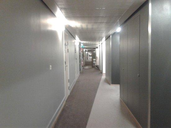 Comfort Hotel Stockholm: Corridoio primo piano