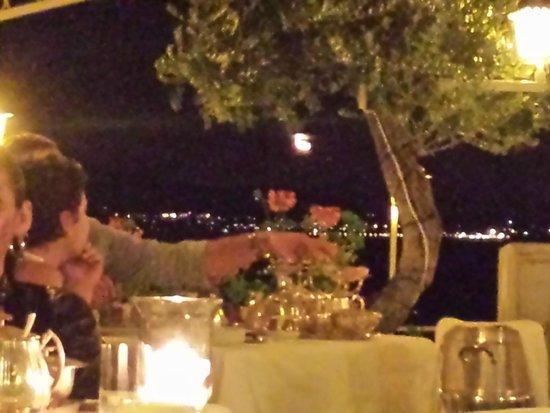La Speranzina Restaurant & Relais: fine cena.....rimarrà un fantastico ricordo di un posto meraviglioso!