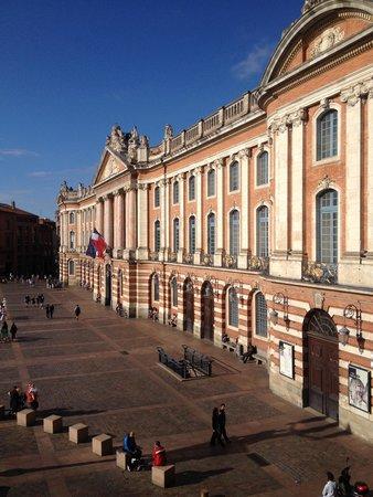 Grand Hotel de l'Opera: Vue depuis la chambre