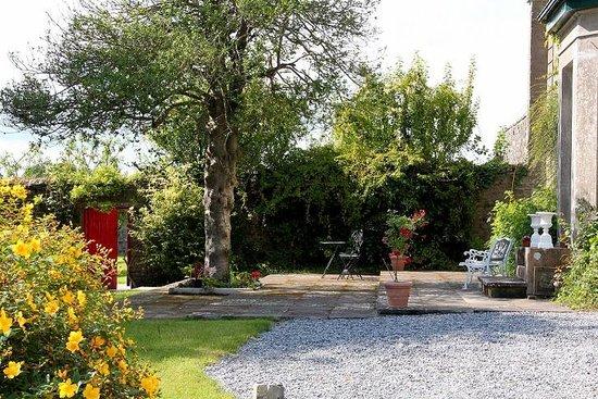 Rathowen, Ireland: Glebe House Gardens