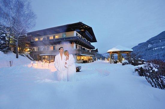 Hotel eva,GARDEN: eva,garden Winter