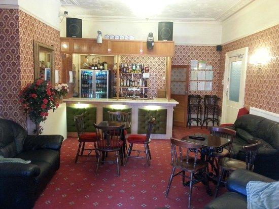 Chester Lodge: Bar