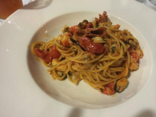 Pescheria Rossini : Inolvidable !!!!! Jamás voy a olvidar este grandioso restaurante !!!! Gracias la cena fue muy ag