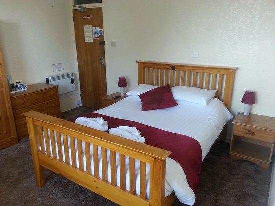 Chester Lodge: Double Bedroom