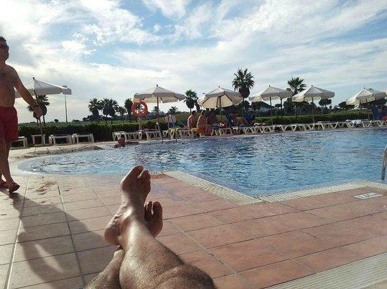 Barcelo Costa Ballena Golf & Spa: Piscina