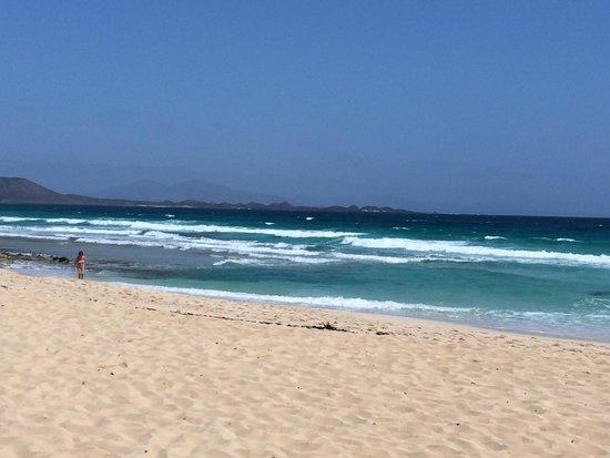 Avanti Hotel Boutique Fuerteventura: Spiaggia