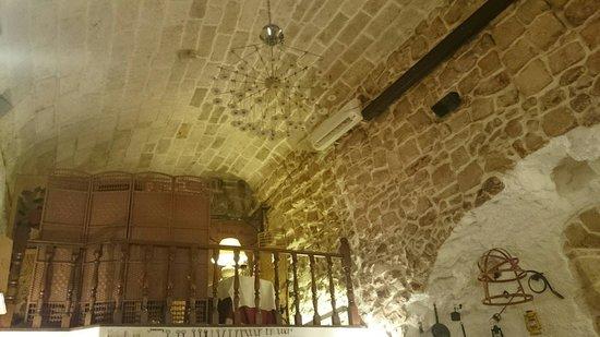 Antiche Mura: Interno