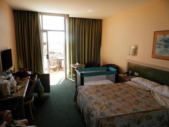 Hotel Beatriz Costa & Spa: chambre