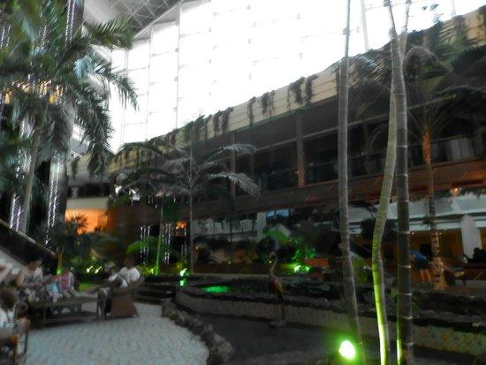 Hotel Beatriz Costa & Spa: hall hotel