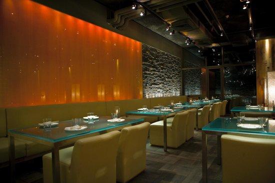 ZUMA restaurant : lounge mood