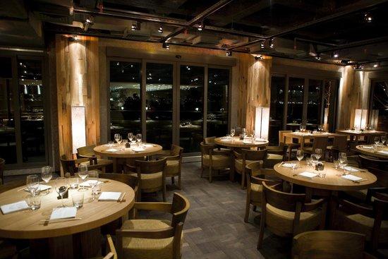ZUMA restaurant : restaurant mood