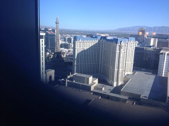 Elara by Hilton Grand Vacations : view from our 53rd floor suite