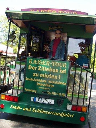 Kaiser-Tour: Романтично