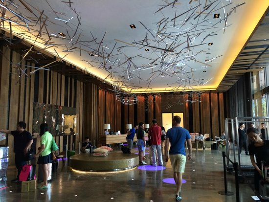 W Taipei: Reception