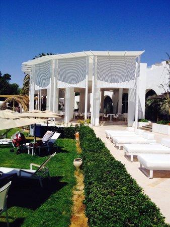 SENTIDO Le Sultan : Il ristorante buffet con terrazza all'aperto!!